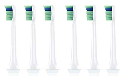 Philips Sonicare Plaque Control Brush Head RDloz, Frustration Free Packaging, 2Units (3 Count) Review