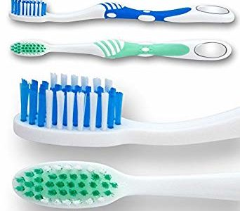 Practicon 7045237 SmileGoods A403 Toothbrushes (Pack of 72) Review