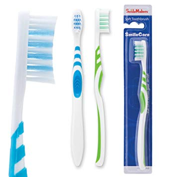 Smile Care Adult Success Toothbrushes - 48 per pack