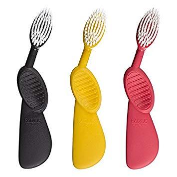 RADIUS - Scuba Right Hand Toothbrush, Soft Bristles, Flex-Neck Technology that Reduces Pressure on...