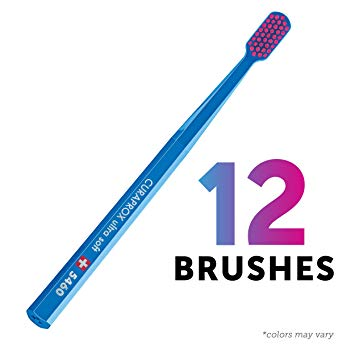 CURAPROX CS 5460 Ultra Soft Toothbrush 12-Pack
