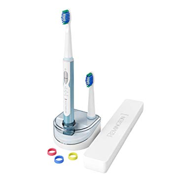 Remington SFT200 Sonicfresh Rechargeable Toothbrush, White