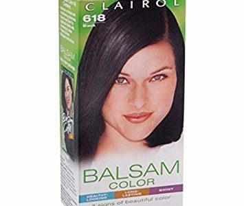Clairol Balsam Color Black 618 1 ea – Buy Packs and SAVE (Pack of 3) Review