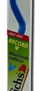 Fuchs – Record V Toothbrush, Hard Pieces 10 per Case Review