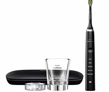 Philips Sonicare Diamond Clean Classic Rechargeable 5 brushing modes, Electric Toothbrush with… Review