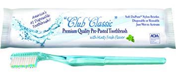 Club Classic Premium Quality Toothbrush (144) Review
