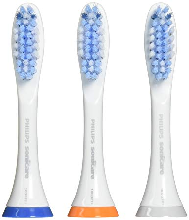 Sonicare Pwrup Sft Brshhd Size 3pk Sonicare Power Up Soft Brushheads 3pk