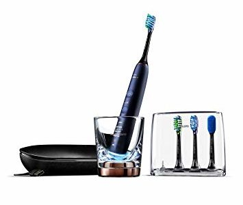 Philips Sonicare DiamondClean Smart Electric, Rechargeable toothbrush for Complete Oral Care,… Review