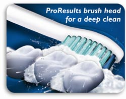 Sonicare FlexCare R910 toothbrush Product shot